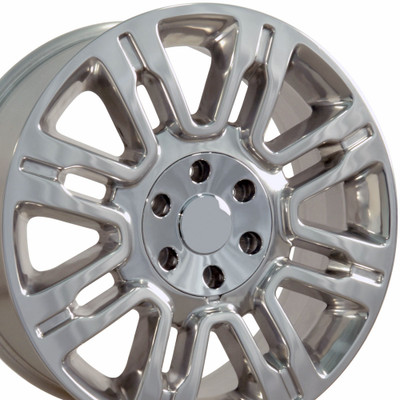 """20"""" Fits Ford - Expedition Wheel - Polished 20x8.5"""