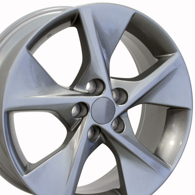 "18"" Fits Toyota - Camry Wheel - Gunmetal 18x7.5"