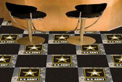 Army Carpet Tiles