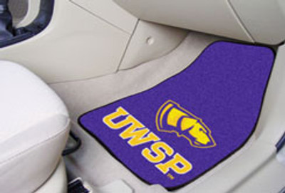Univ of Wisconsin Stevens Carpet Floor Mats