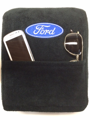Ford F150 Jump Seat Console Cover
