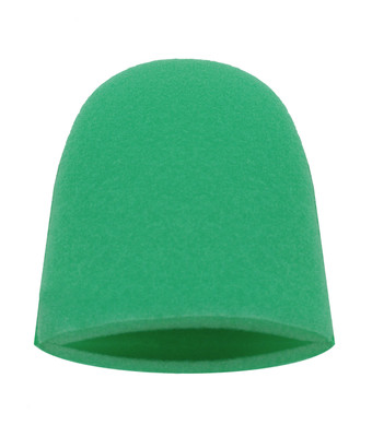 Foam Finger Mitt Medium Green