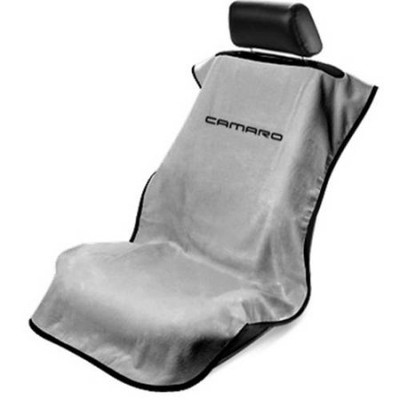 Camaro Grey Car Seat Armour