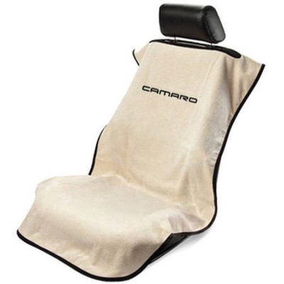 Camaro Tan Car Seat Armour