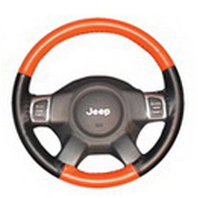 2017 Fiat 500 EuroPerf WheelSkin Steering Wheel Cover