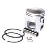 Tomos A3 Airsal 44mm 70cc Moped Piston Kit - 10mm Wrist pin