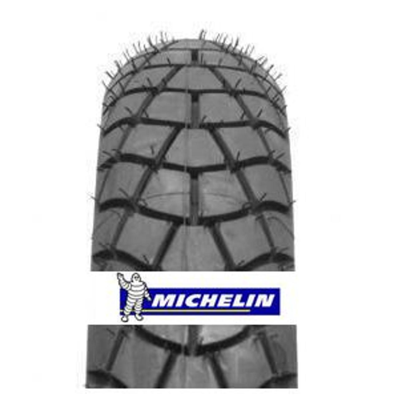 "Michelin M45 2.50"" x 17"" Moped Tire"