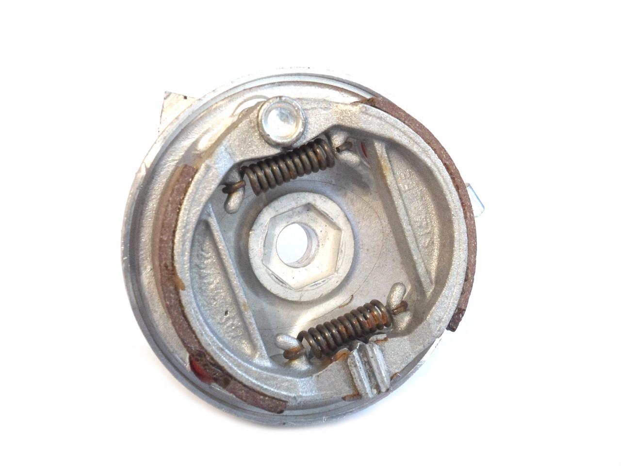 NOS Leleu Front Wheel OFFSET 11mm Brake Plate - Complete