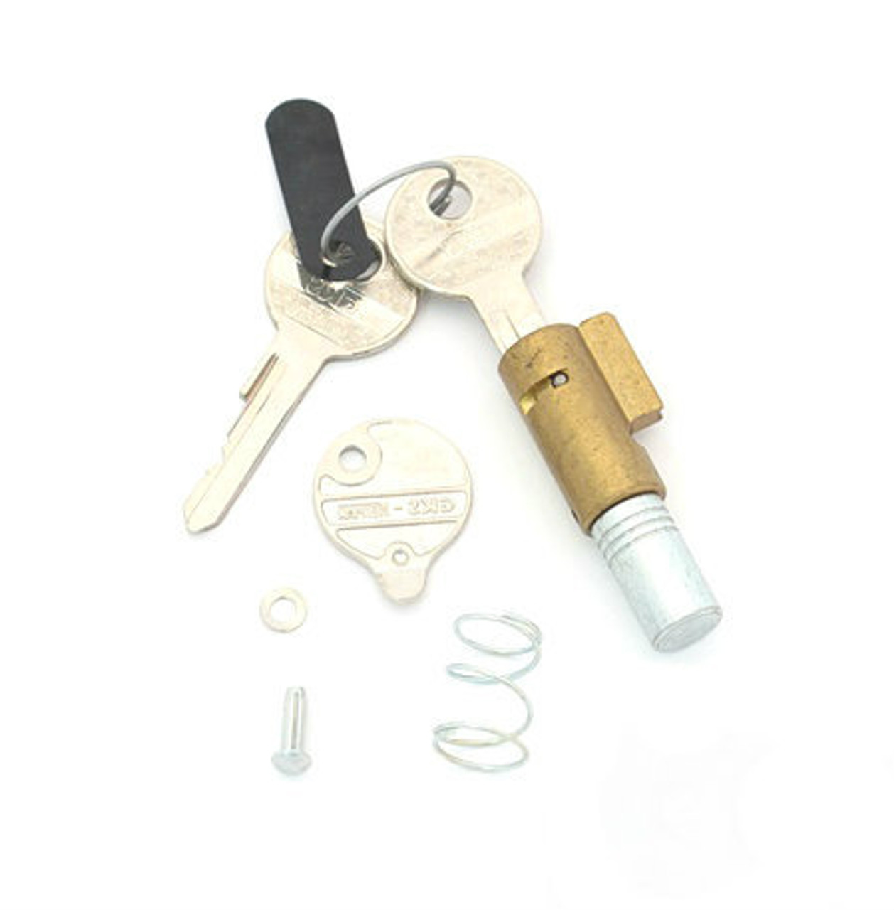 Tomos,  Vespa Citta Fork Lock and Key Set