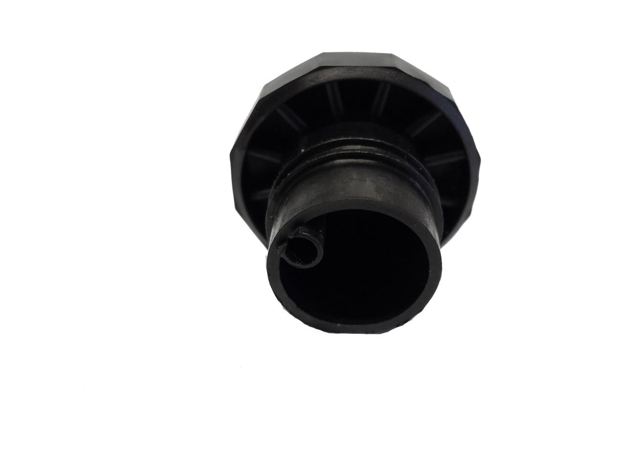 Plastic Push In 30mm Gas Cap *no logo*