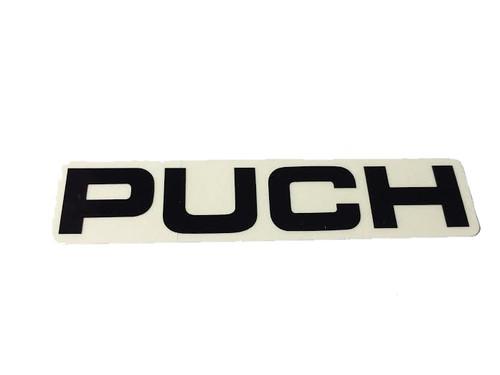 NOS Puch Speedometer Holder Decal / Sticker
