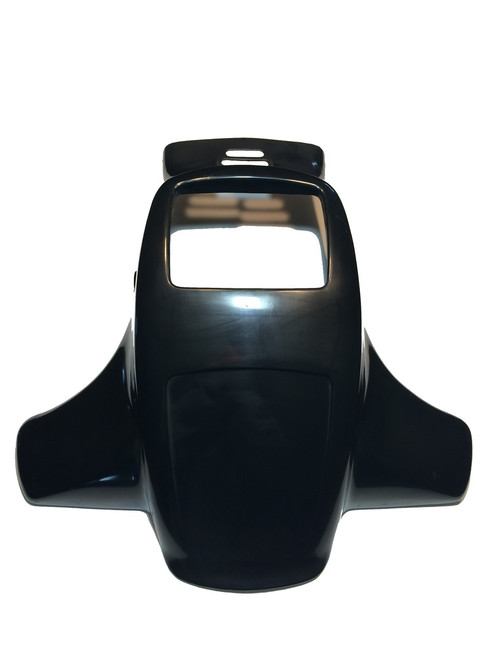 NOS Tomos Headlight Fairing in Black