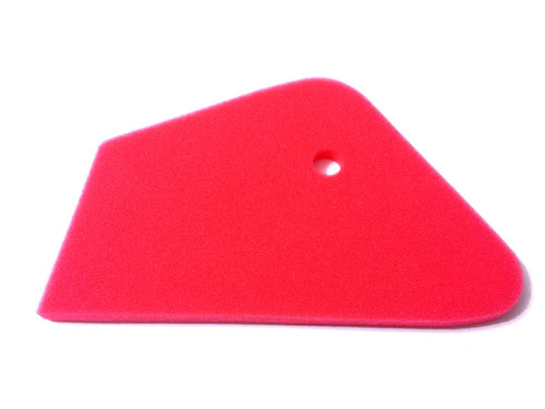 Original Tomos A35 Foam Air Filter Element Insert - Red
