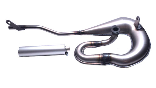 Puch Proma Circuit Exhaust pipe