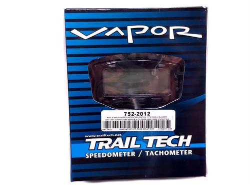 Trail Tech Vapor Speedometer Tachometer ( RPM Gauge ) Computer System - Black