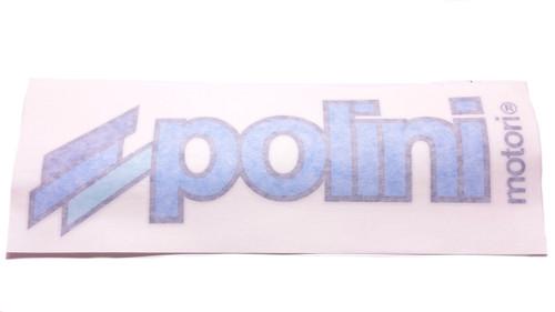 Polini Motori Logo Decal - LARGE