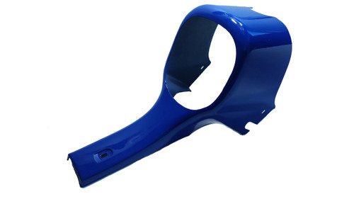 NOS Tomos Engine Cowl Fairing Scoop - Blue