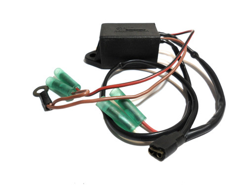 NOS Avanti 5 Wire Moped CDI Ignition Box - 12V