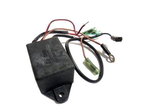 NOS Avanti 5 Wire Moped CDI Ignition Box - Version 2