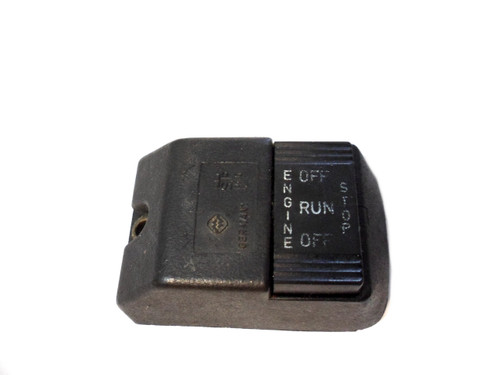 Used Puch Moped Start / Stop Switch - Right side / No base
