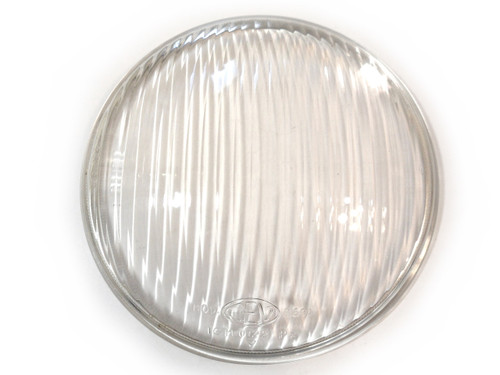 NOS CEV 8691 Glass Headlight Lens - 130mm