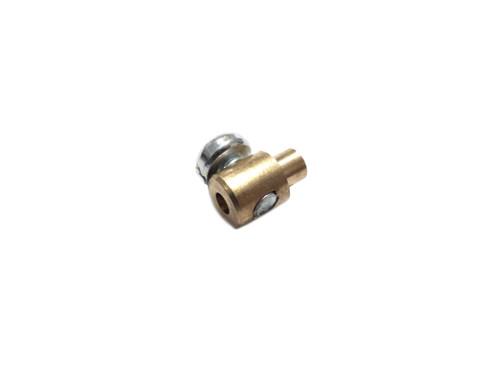 Decompression Valve Cable End Clamp / Knarp
