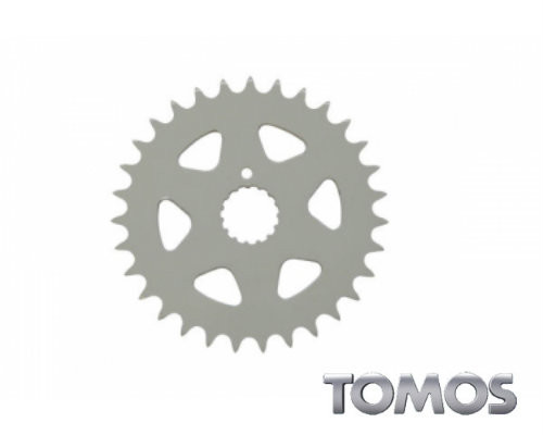 "Tomos 31T Front Sprocket, ""For Top Speed"" A3 A35 A55 Mopeds"