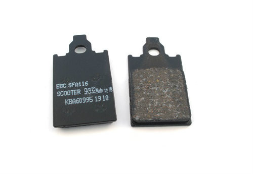 EBC Brake Pads for Tomos A55 Mopeds