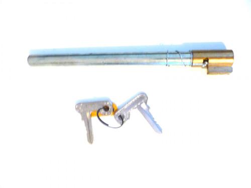 NOS Sachs, Hercules Long Style Steering Lock Key Set