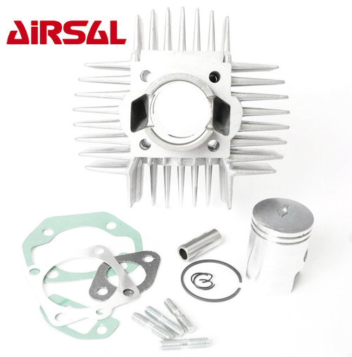 Puch 50cc Airsal  Racing Cylinder Kit, T6