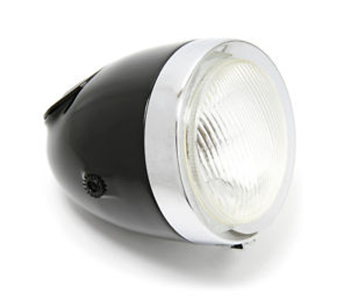 CEV Bullet Headlight, Sealed beam. For mopeds and cafe racers.