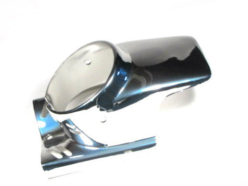 Round Headlight Fairing, CHROME
