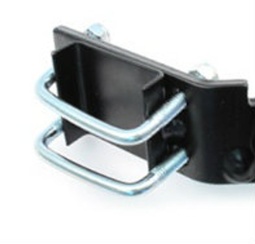 "Tomos Style Chrome Kickstand for Square swing arms.  9"" Long"