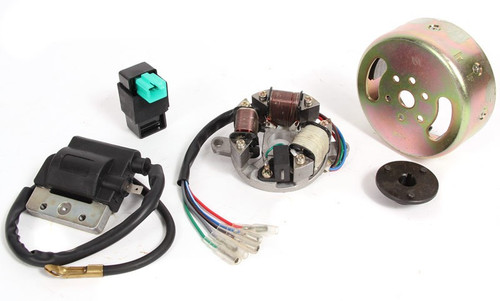 CDI Ignition Kit for Honda Hobbit PA50 / Camino Mopeds