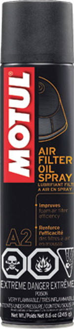 Motul Air Filter Oil Spray, 8.6oz