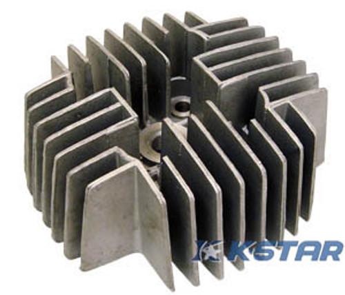 K-Star Puch / Tomos 50cc 38mm High Comp Cylinder Head