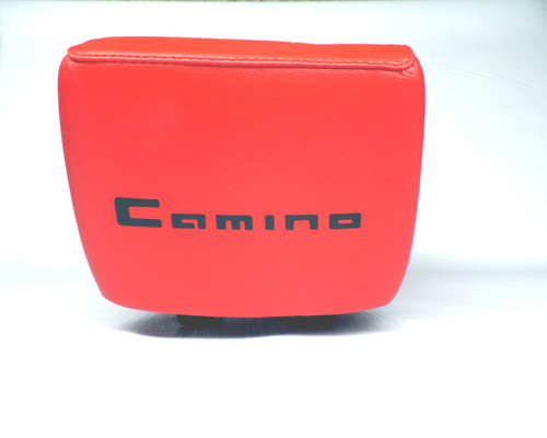 Honda Hobbit / Camino Red NOS Sport Long Moped Seat