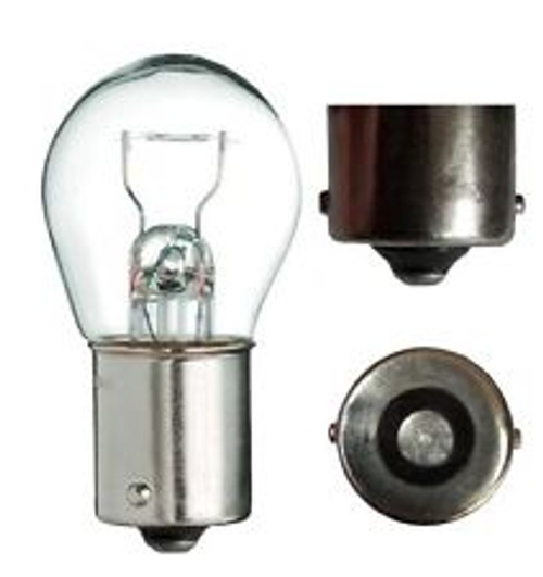 12v 15w  Light Bulb *BA15s  / 1156 Base* Larger Size Glass
