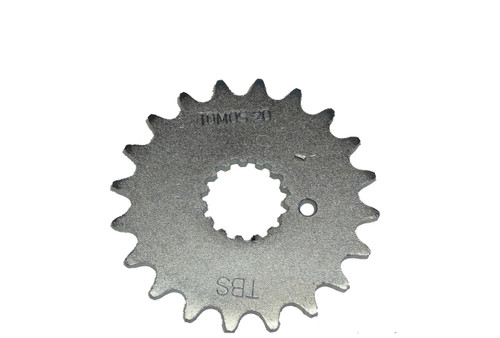Tomos 20T Front Sprocket  for A3 A35 A55 Mopeds