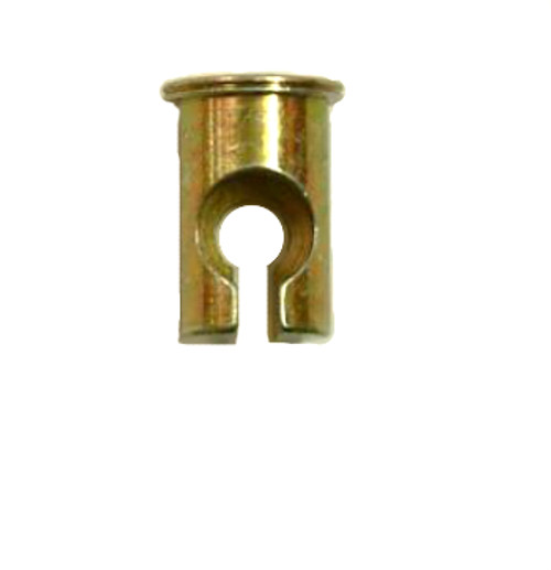 Cable Stop / Nipple 8 x 15 * gold*
