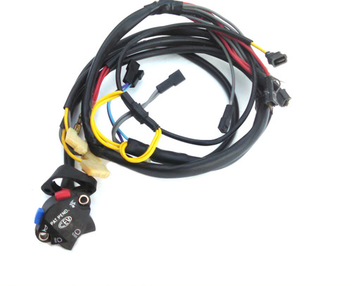 NOS  Foxi / KTM  Moped CEV Wiring Harness and Switch