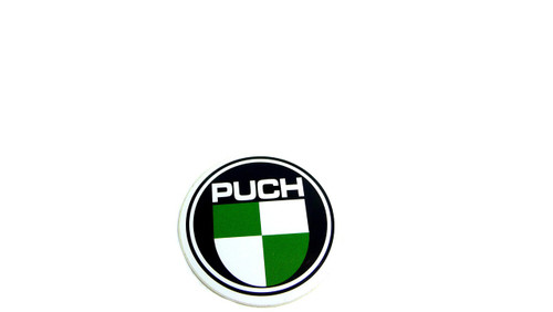 Puch Logo, Small round decal