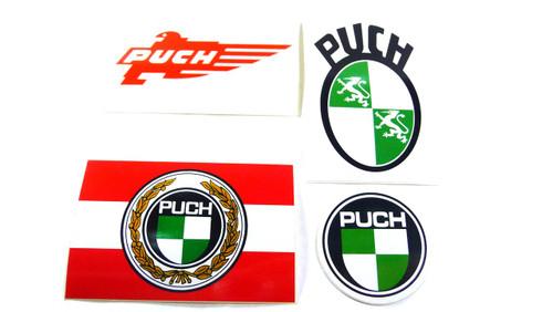 Puch Homeland Sticker Mixer