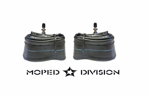 Inner Tube pair 2.00 / 2.25 - 16 for Tomos *front and rear*