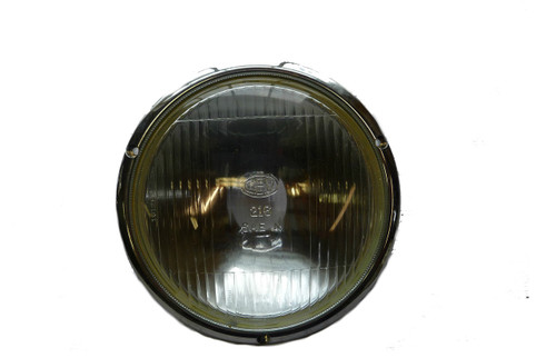 CEV lens and bezel, NOS Puch Headlight Insert