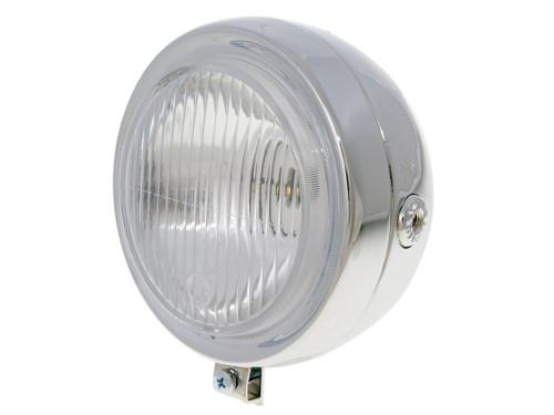 """5"""" Round Chrome Headlight"""