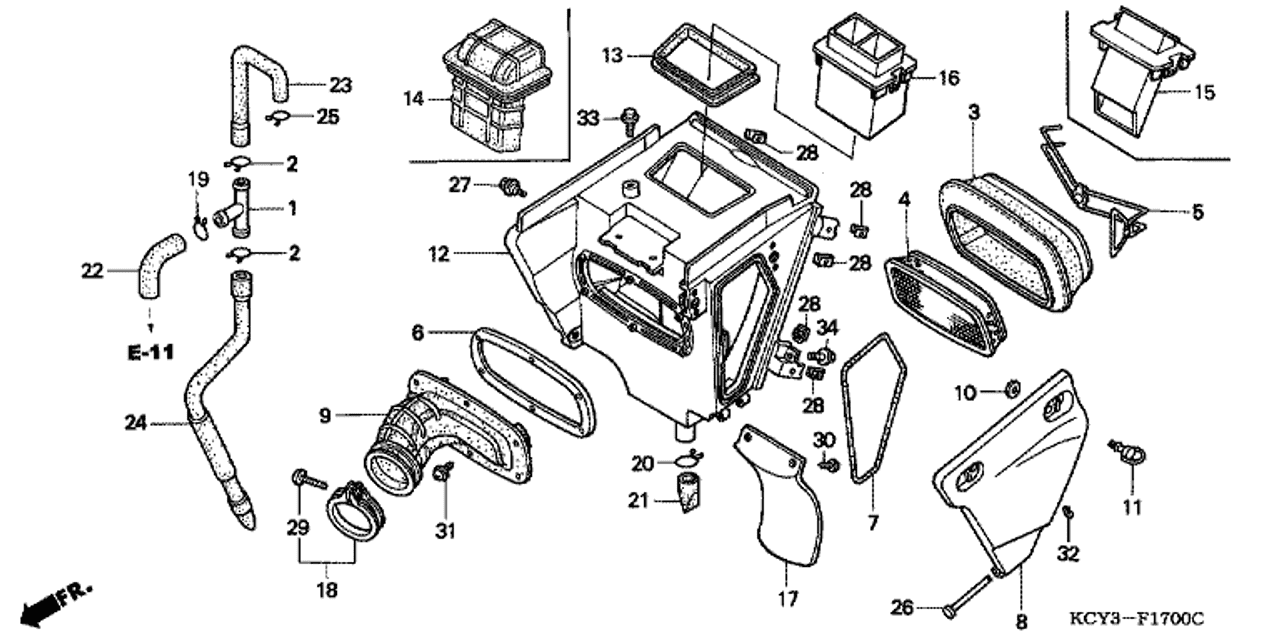 86 Honda Xr80 Wiring Diagram