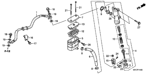 Honda Tmx 155 Wiring Diagram