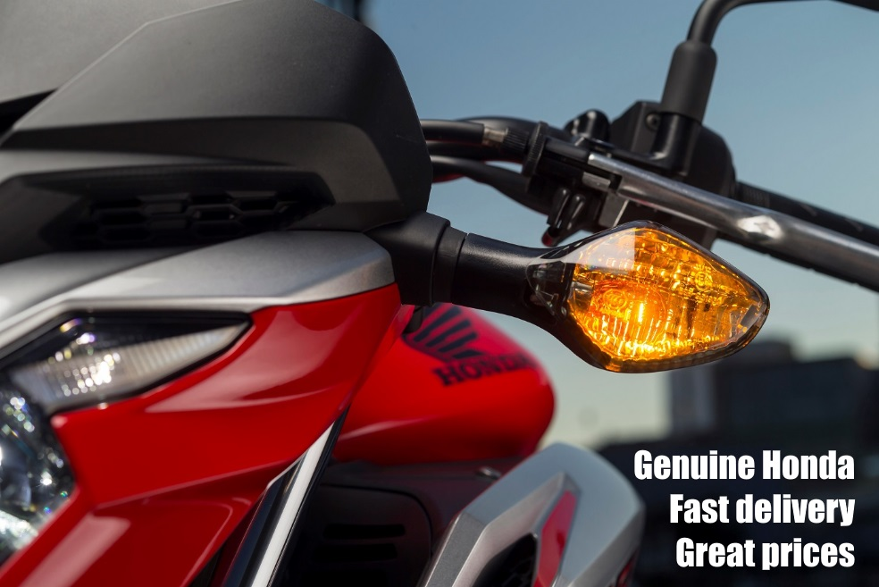 Genuine Honda Motorcycle Parts Online Store