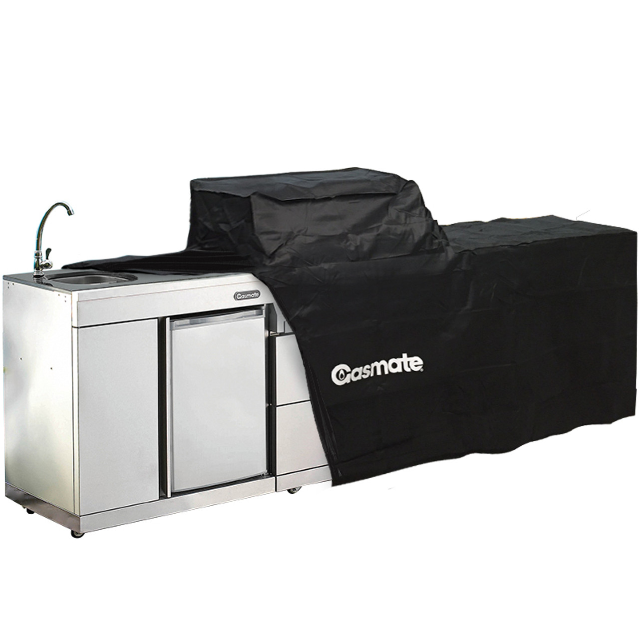 Gasmate Platinum Kitchen 6 Burner BBQ Cover